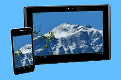 Image à la une - Tablette