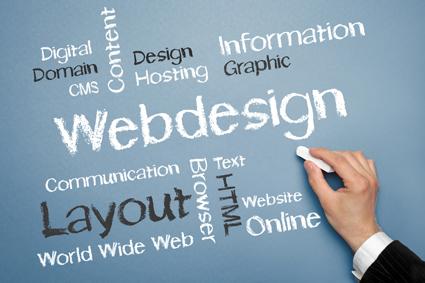 Image à la une - Webdesign